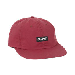 ONLY NY Tech Polo Hat-BRICK