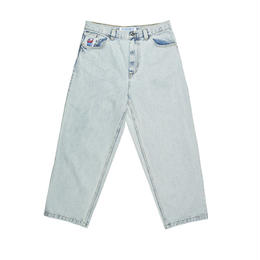 POLAR SKATE CO BIG BOY JEANS-Light Blue