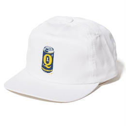 THE QUIET LIFE BEER CAN RELAX SNAP BACK-White-