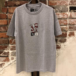 TALL TAIL VISIONS TEE - GREY