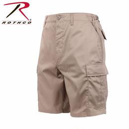 ROTHCO CARGO SHORTS-Khaki