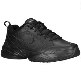 NIKE AIR MONARCH IV - Black/Black