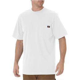 DICKIES Short Sleeve Heavyweight T-Shirt - White