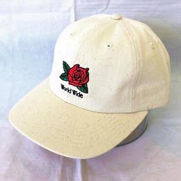 BUTTER GOODS 7 PANEL CAP - KHAKI