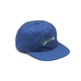 QUARTERSNACKS GROCERY CAP - BLUE