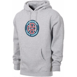 Independent Truck Co.COMBO T/C HOODIE-GREY HEATHER