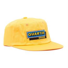 QUARTER SNACKS CAFE CAP-PEACH