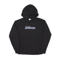 ALLTIMERS BROADWAY HOODY BLACK