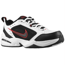 NIKE AIR MONARCH IV - White/Black