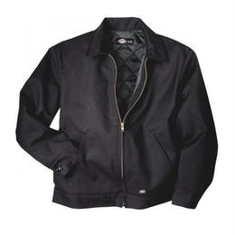 DICKIES  INSULATED EISENHOWER JACKET-BLACK