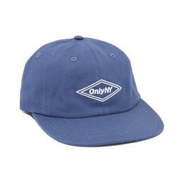 ONLY NY Diamond Polo Hat-Denim