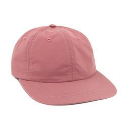 ONLY NY Nylon Tech Polo Hat-Dusty Rose
