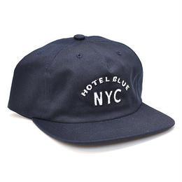 HOTEL BLUE ARCH CAP - NAVY