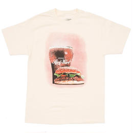 BRONZE56K  BURGER TEE - CREAM