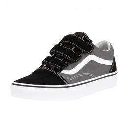 VANS OLD SKOOL V - BLACK / POWTER