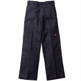 Dickies LOOSE FIT DOUBLE KNEE WORK PANTS - Black