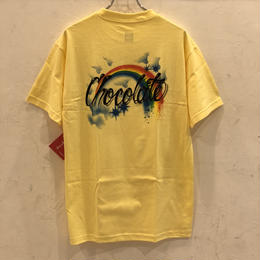 CHOCOLATE SKATEBOARDS SMAP MEET TEE - BANANA