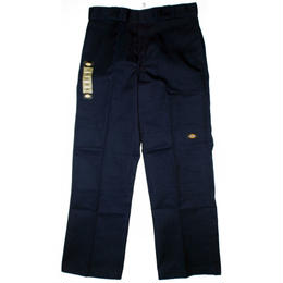 Dickies LOOSE FIT DOUBLE KNEE WORK PANTS - Dark Navy