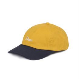 DIME TWO-TONE CLASSIC CAP - Yellow / Navy