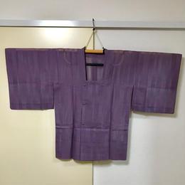 アンティーク透かし羽織(紫芋)