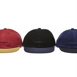 LOGO 6PANEL CAP (RUTSUBO×STRUMMER)