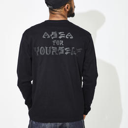 A SEA FOR YOURSELF LS TEE (RUTSUBO×MHAK)