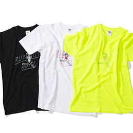 RUNNING GIRL TEE(RUTSUBO×ALLRAID Inc.)