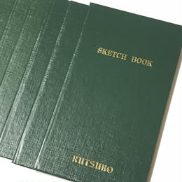RUTSUBO SKETCH BOOK ノベルティ