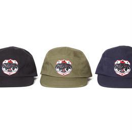 ELEPHANT 5PANEL CAP(RUTSUBO×koichiro takagi)