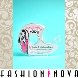 即納【Fashion Nova】ランジェリーテープ