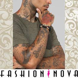 即納【Fashion Nova】ストーン2セットブレスレット