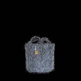 ルーツポーチ Root Pouch #5 Grey 持ち手あり