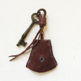 Leather Keyring/ Cover
