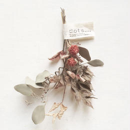 Dried Flower Deco/ Swag-d