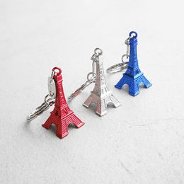 KEY CHAINS  from FRANCE by KAE FUKUSHIMA