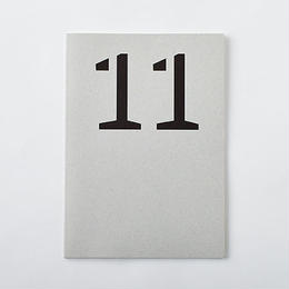 DAILY NOTE/MONOTONE 「11」
