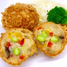 彩り夏野菜のコロッケ(5個入)