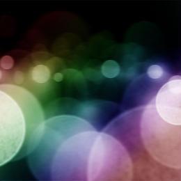 【psdテクスチャ4枚セット】【100円】にじみ_カラー01~04/~2560px