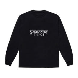 Saki Bakery Logo Long sleeves T-shirt