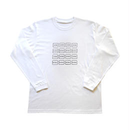J'ai faim Tray Long Sleeves T-shirt