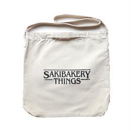 Saki Bakery Logo 2way Shoulder Bag
