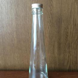 ハーバリウム円すいガラスボトル、200ml 3本セット(着払い)
