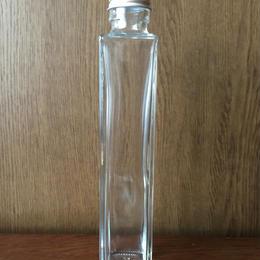 ハーバリウム角柱ガラスボトル200ml 3本セット(着払い)
