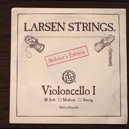 LARSEN ラーセンチェロ弦 1番線ソリストエディション soft