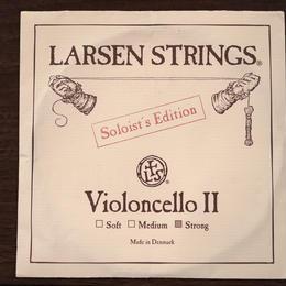 LARSEN ラーセンチェロ弦 2番線ソリストエディション strong