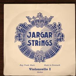 JARGAR ヤーガーチェロ弦 1番線 medium
