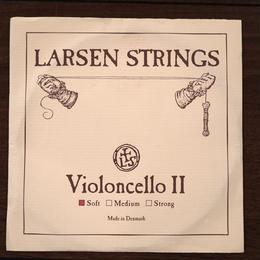 LARSEN ラーセンチェロ弦 2番線 soft
