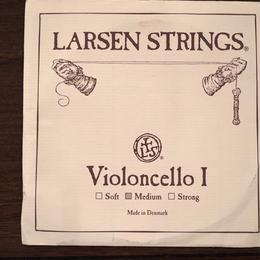 LARSEN ラーセンチェロ弦 1番線 medium