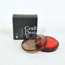 Inkpad/朱肉(アンバー)【Craft Desing Technology】
