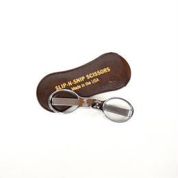 Slip-N-Snip Folding Scissors